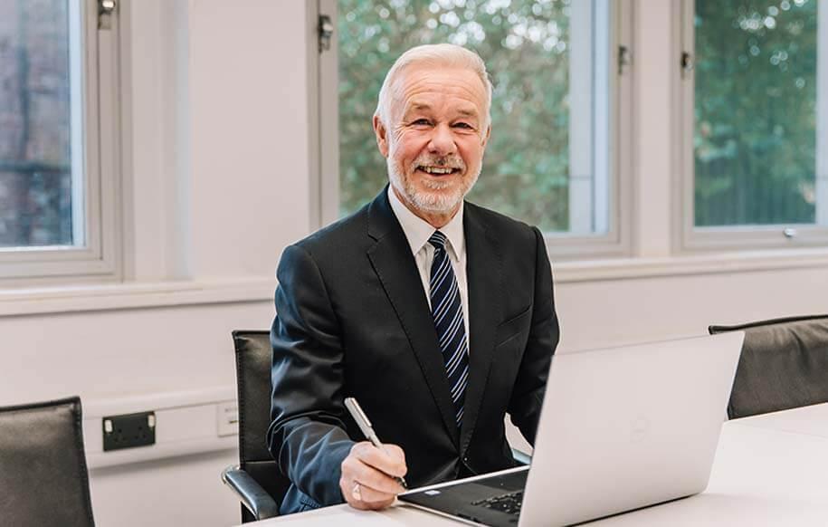 Robert Adams, Solicitor and Family Arbitrator at Wace Morgan Solicitors