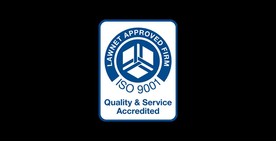 Lawnet Accreditation Logo